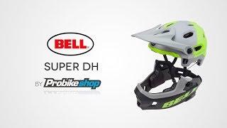 PROBIKESHOP | BELL - Présentation du casque Super DH 2019