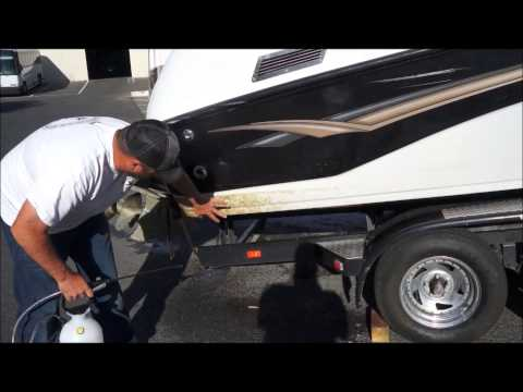 Safe and Easy Hull Cleaner