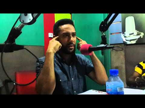MAJID MICHEL SPEAKS ABOUT A PROBLEM WITH HIS VOICE
