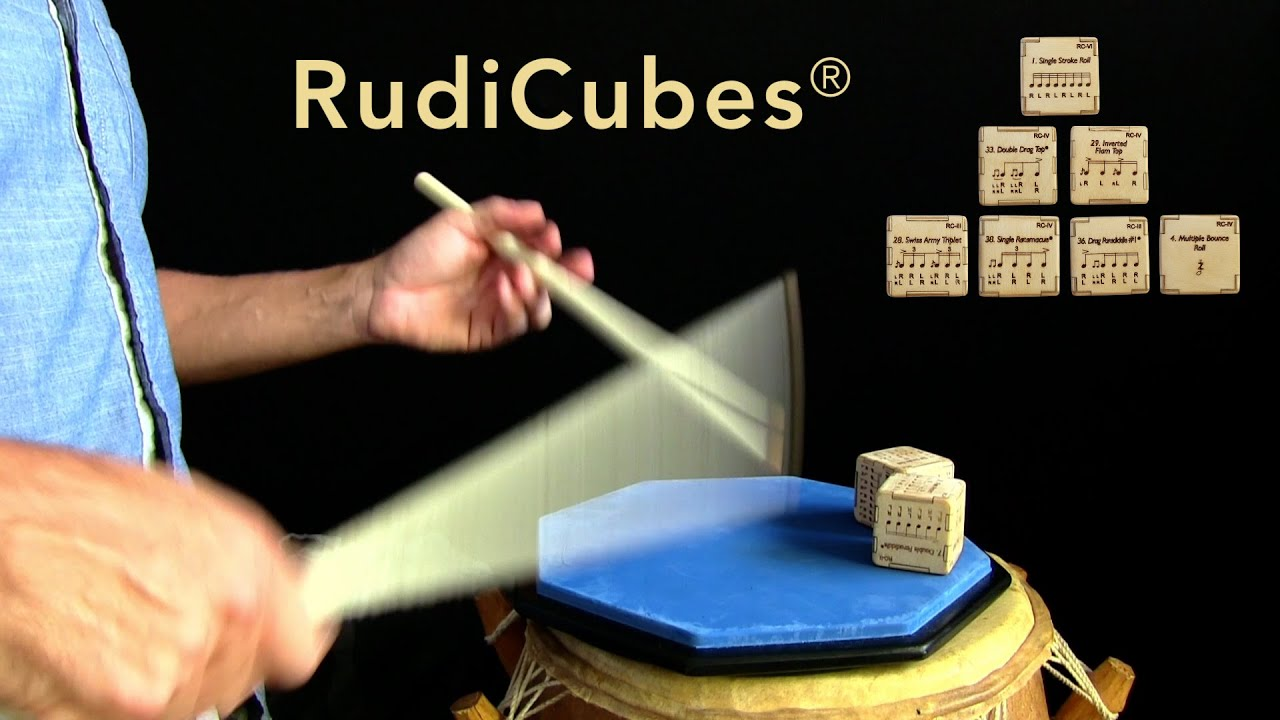 RudiCubes Short Demo
