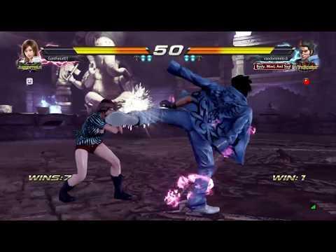 Tekken 7 PS4 Me(Asuka) vandammekick(Hwoarang) Ranking