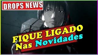 Novo Trailer Blame! / Filme Mirai / Lupin The Third: Part 4  - Drops News #21