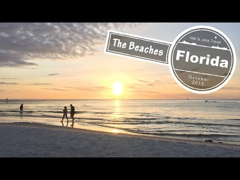Part #6 - Clearwater & Cocoa Beach - Florida USA Road Trip