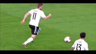 【ティモ・ヴェルナー】ドイツの将来を背負う次世代のスピードスター【サッカー】Timo Werner 【scooer】