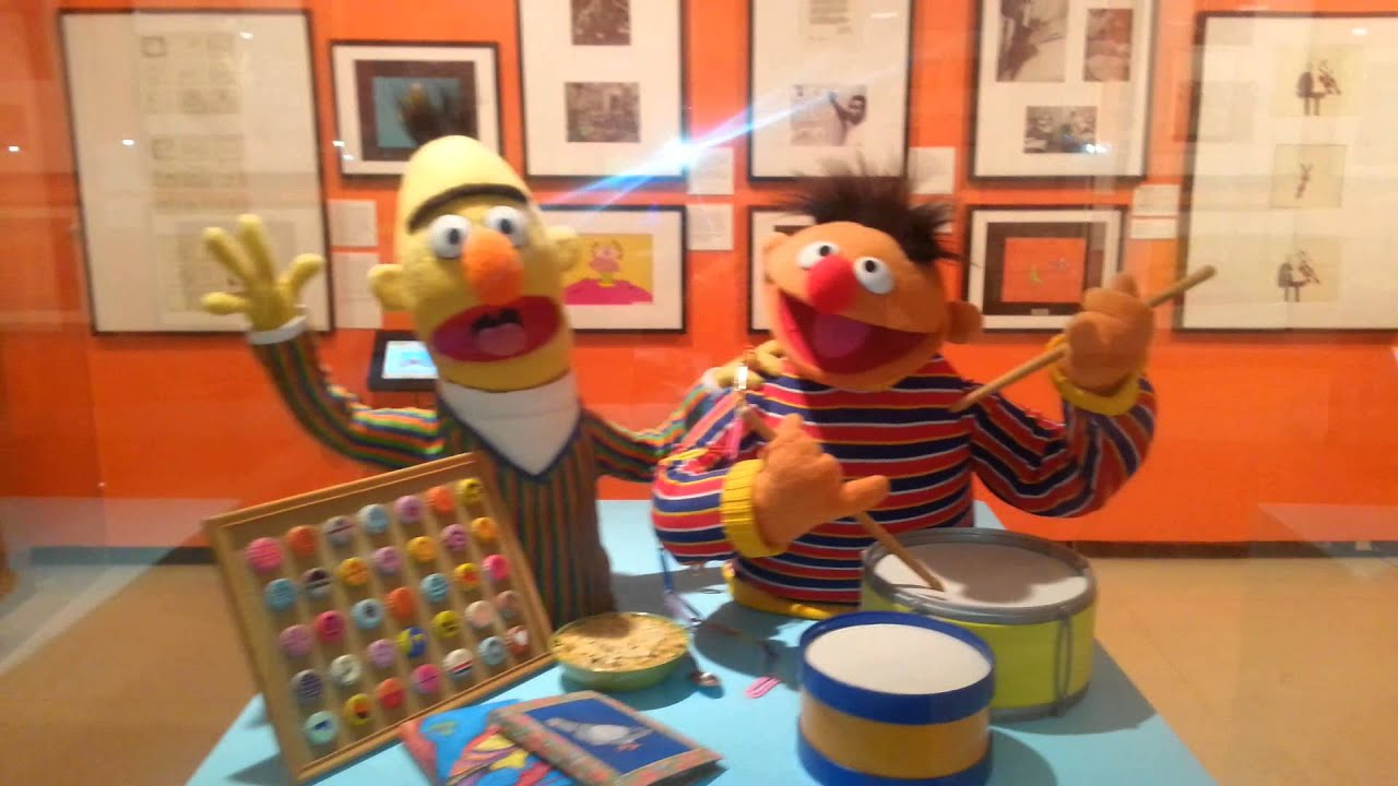Sesame Street Live Elmo Big Bird Lincoln Center Muppets Nyc Tour Walkthrough
