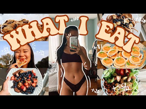 What I Eat In A Week: EXPOSING How Many CALORIES I Really Eat | How & Why I Eat Everything I Want!