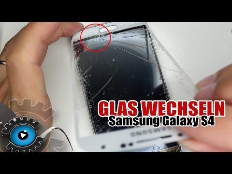 Samsung Galaxy S4 Glas Wechseln Tauschen unter 20€ Reparieren [German/Deutsch][HD][HQ]Glass Repair