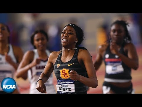 Women's 400m – 2019 NCAA Indoor Track and Field Championship