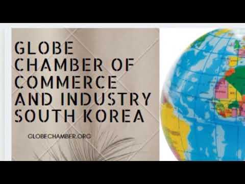 GLOBE CHAMBER OF COMMERCE SOUTH KOREA