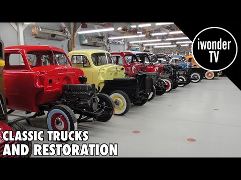 Custom Trucks, Classic Trucks and Custom Restoration
