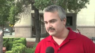 Luis Garcia, Texas