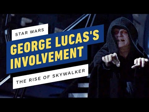 How George Lucas Helped Finish Star Wars: The Rise of Skywalker