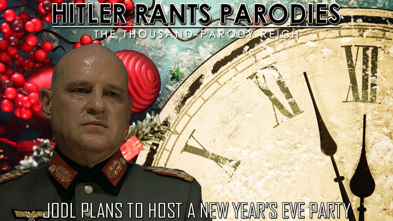 Jodl plans to host a New Year's Eve party