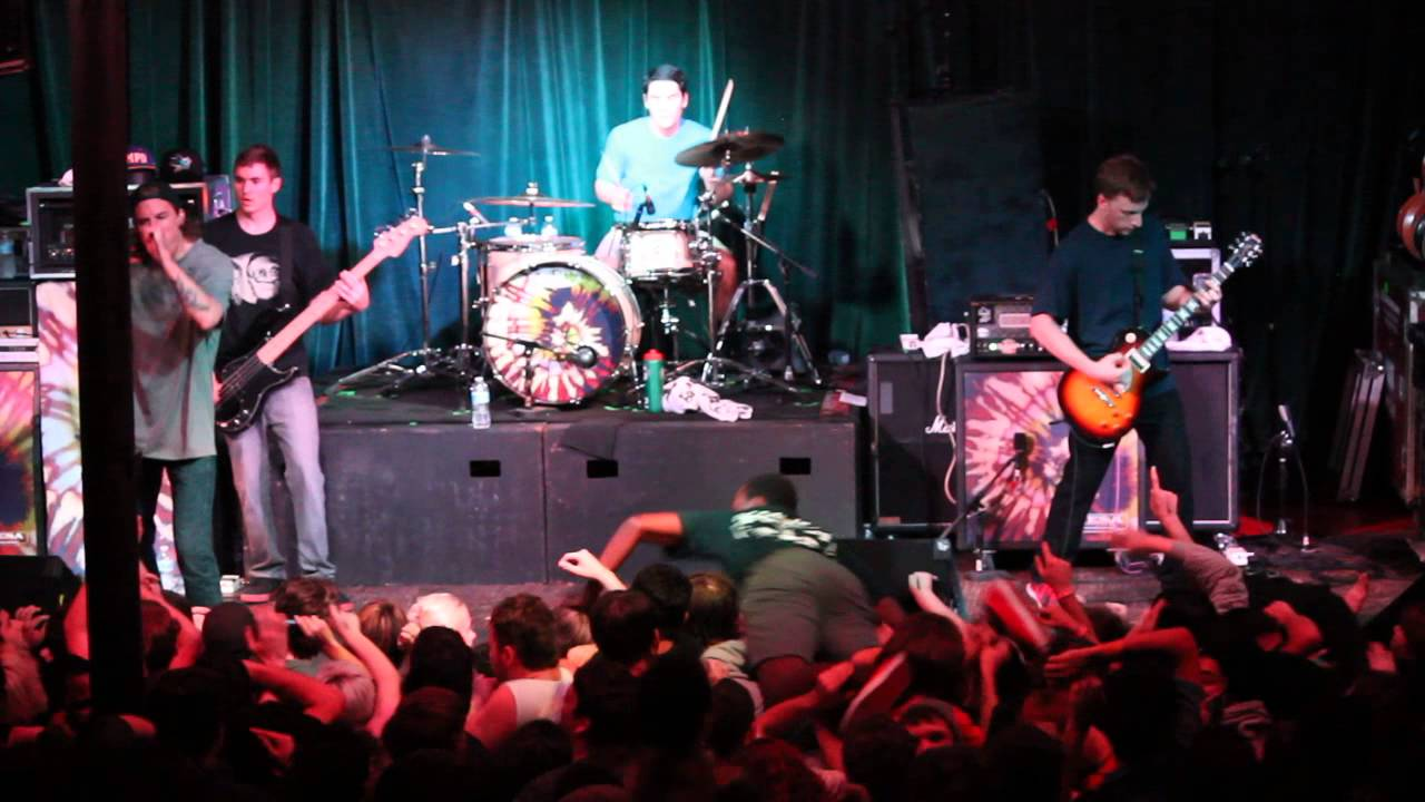 The Story So Far Bad Luck The Orpheum Tampa Florida Youtube