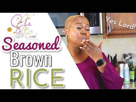 How-to Make Perfectly Seasoned Brown Rice ^The RIGHT Way^