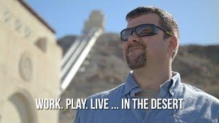 Metropolitan's Apprenticeship Program - Desert Series (Greg Bills)