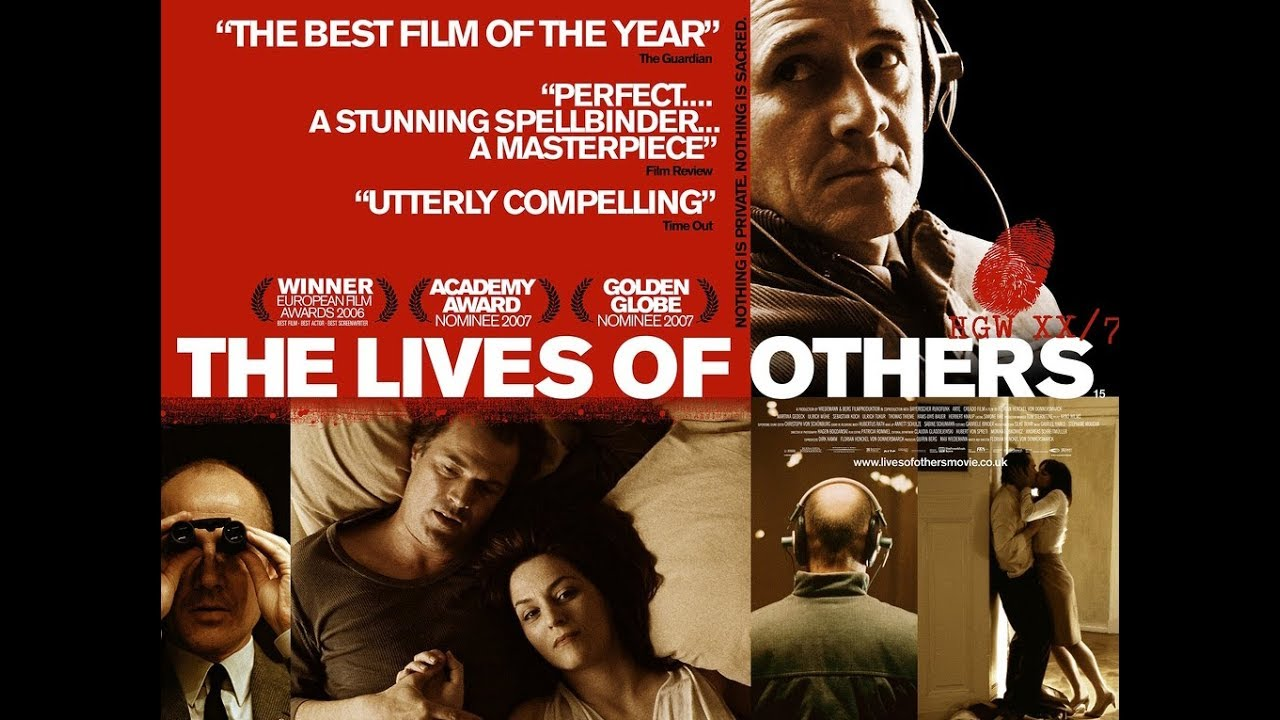 The Life of Others (2006) নাম দেখেই বুঝা যায় যে অন্য মানুষের জীবন নিয়ে মুভিটা আসলেই তাই তবে…