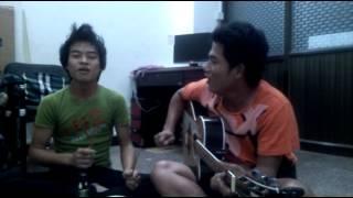 Tong Hua (童話) Cover Song Sai Li & Khay Leng