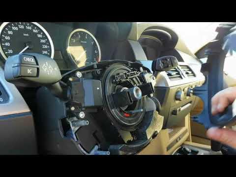 Failure DSC BMW, steering angle sensor  Dynamic Stability Control