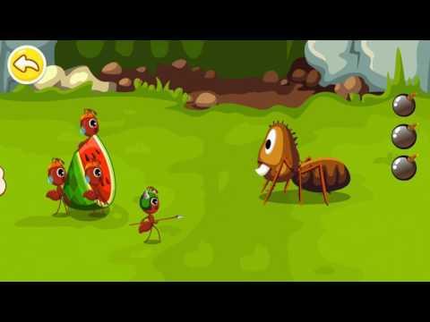 Semut Semut Kecil Saya Mau Tanya   Lagu Anak Indonesia Ceria Tentang Binatang