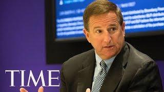 Oracle CEO Mark Hurd Dies Aged 62 | TIME