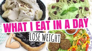WHAT I EAT IN A DAY TO LOSE WEIGHT: RICETTE PER DIMAGRIRE #28