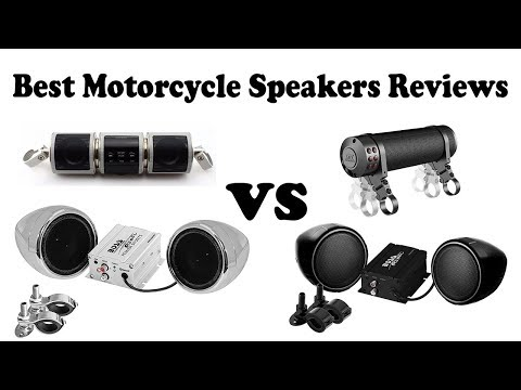 best-motorcycle-speakers-review-2018