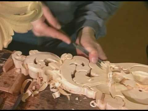 Woodcarving by Rolf Taraldset