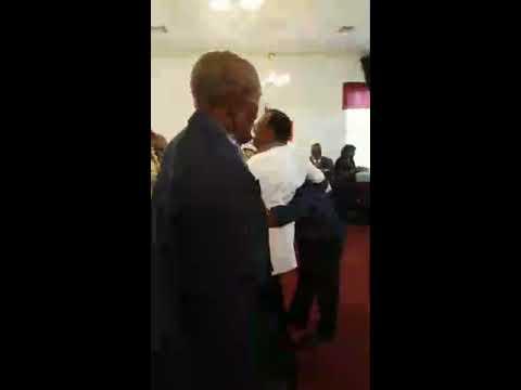 Pastor Redmond of Jackson, Miss