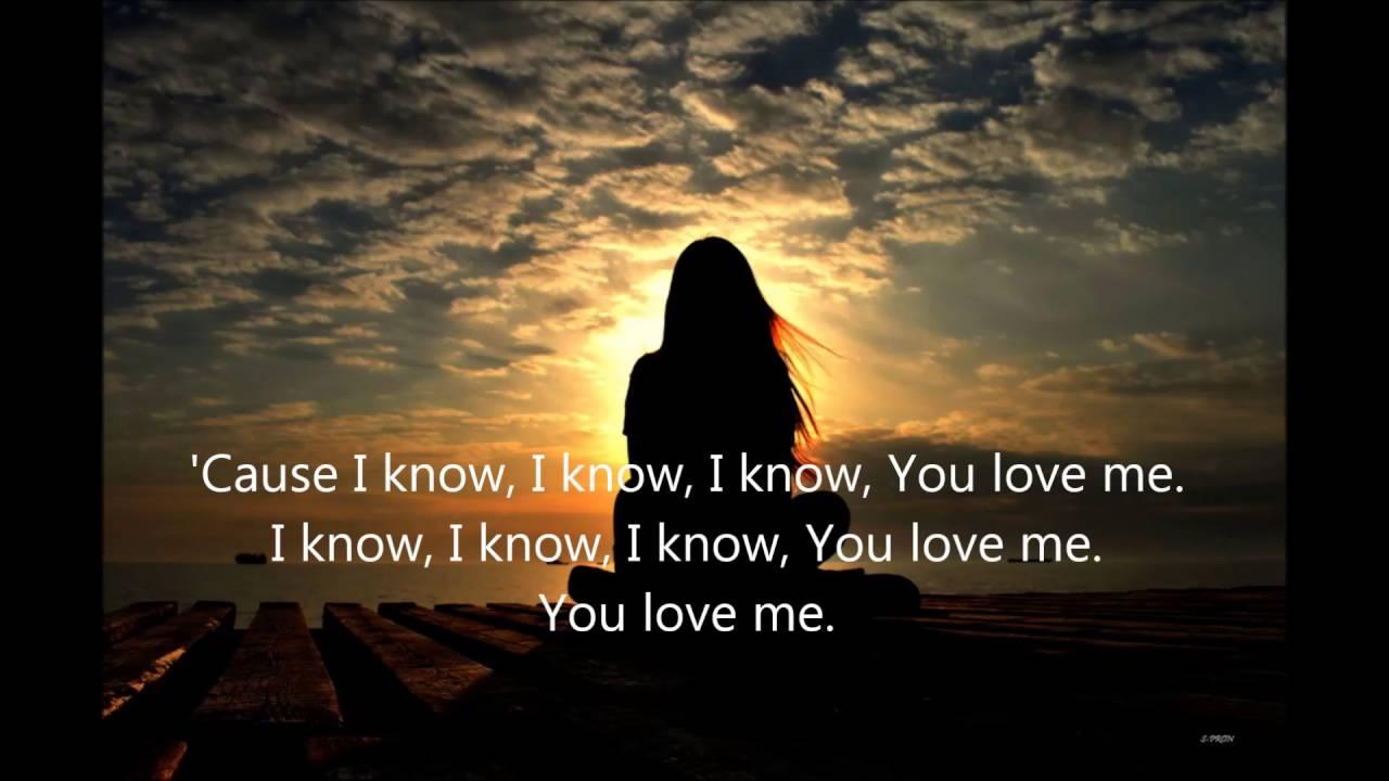Rachelle Ferrell – I Know You Love Me Lyrics | Genius Lyrics