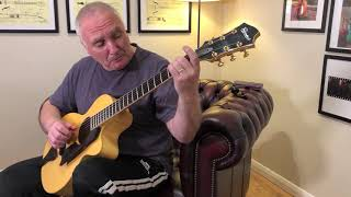 TONY FUCILE PLAYS CHET ATKINS ON FIBONACCI ROMA