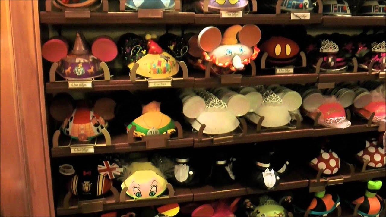Disney mad hatter hat