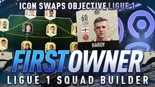FIRST OWNER LIGUE 1 SQUAD BUILDER! - FIFA 20 Ultimate Team