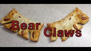 Bear Claws Thermochef Video Recipe Cheekyricho
