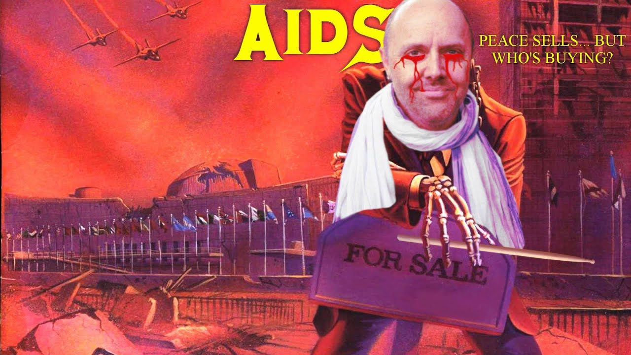 Aids peace sells megadeth cover youtube for Who sells wallpaper