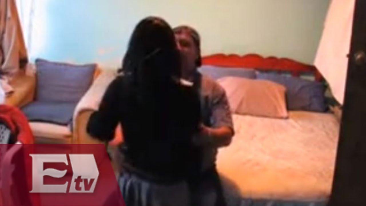 Mujer abusando sexualmente de su amiga que la encierra en el bantildeo para castigarla escribenos jjjcc1001gmailcom - 5 2