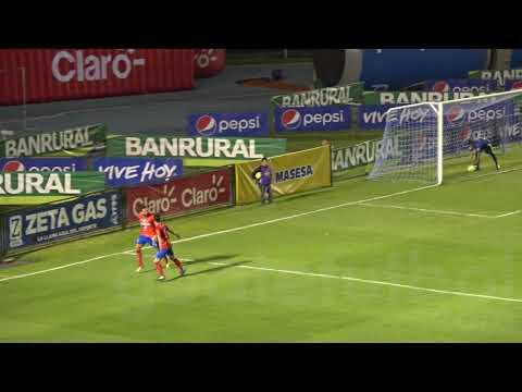 Municipal 2-1 Petapa - Semifinal Ida - Apertura 2017