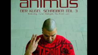 Animus - Leichtathlet (feat. Kollegah) [Der Kugel Schreiber Teil 3 // Free Mixtape] [HQ]