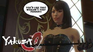 BEST SIDE QUEST EVER- Yakuza 0 Stream Highlight