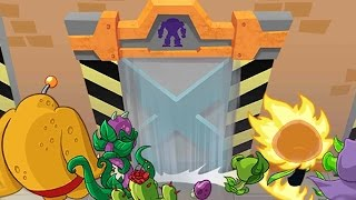 PVP Captain Combustible - Plants Vs Zombies Heroes
