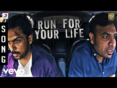 Biriyani - Run for Your Life Song | Karthi, Hansika Motwani