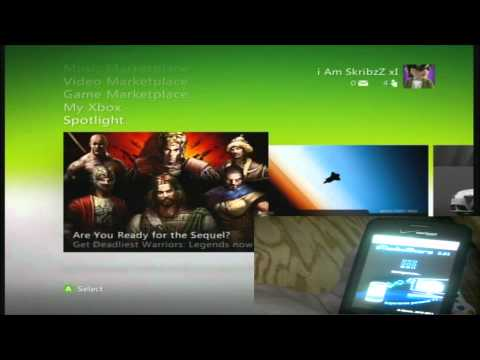 How to play music on your xbox from your iPhone/Android