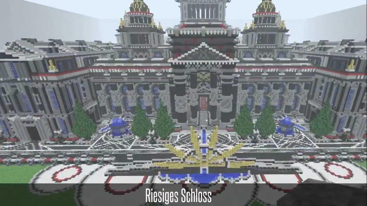 Minecraft: Schöne Gebäude...
