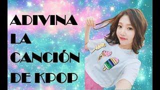 Adivina la canción de KPOP  | KPOP GAME | Girls Version