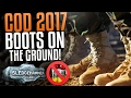 CoD 2017 = BOOTS ON THE GROUND! (MWR Gameplay Commentary)
