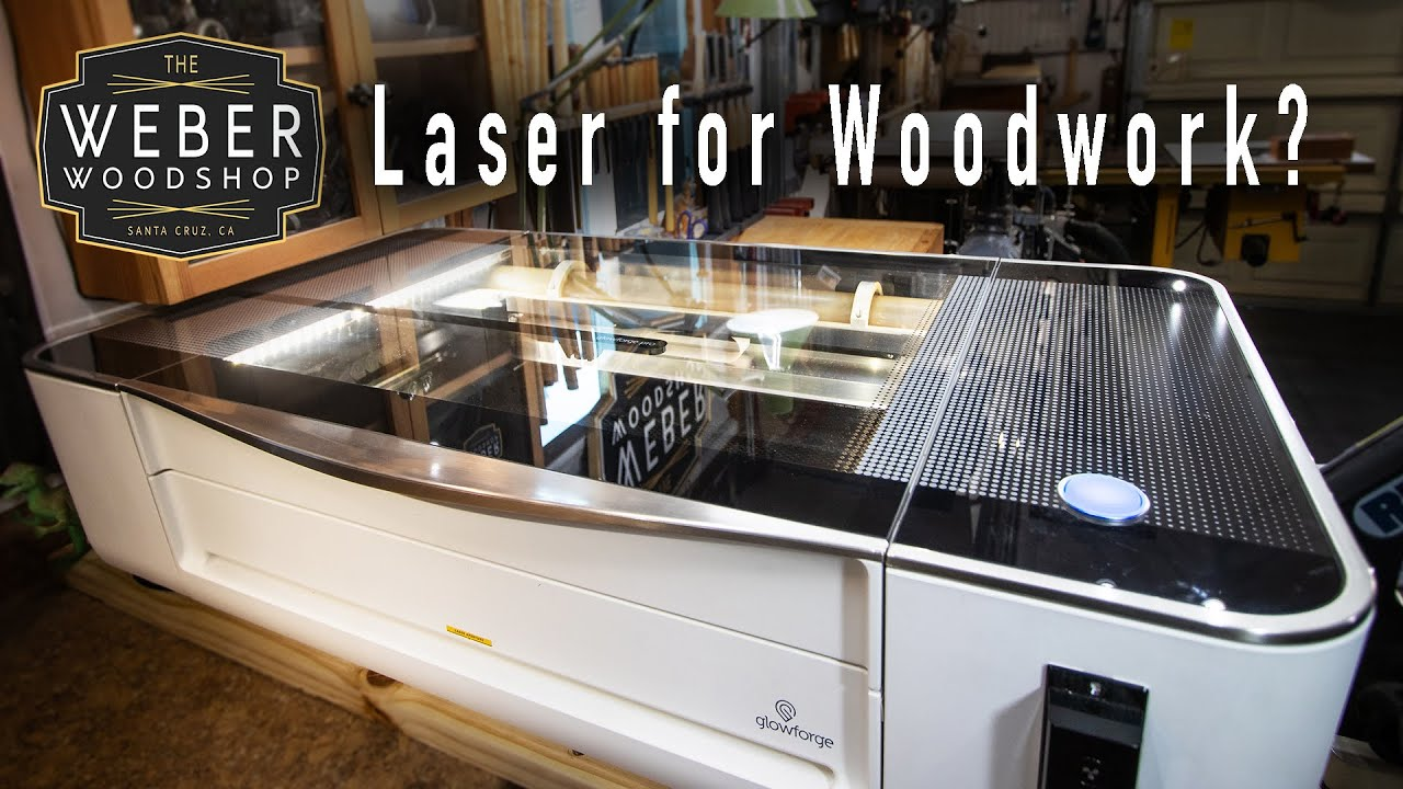 Introducing The Glowforge Laser