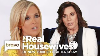 Tinsley's Financial Accusations, Luann Has Strong Words For Ramona | RHONY After Show (S11 Ep17)