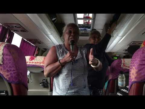 Nefretari Intro for Ghana, Togo & Benin Roots Tour Nov 2017