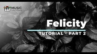 Hướng dẫn felicity - sunghajung ( phần 2)