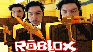 Greekgodx Plays Roblox CS:GO